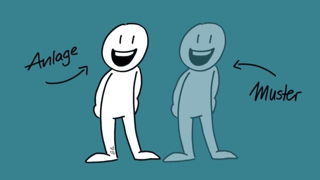 Erkenne dich selbst und werde, wer du längst bist.